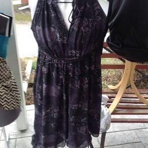 Womans converse dress.